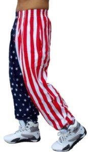 americanflagpants